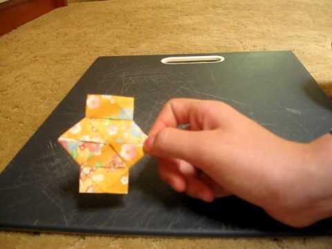 Origami Japanese Lantern