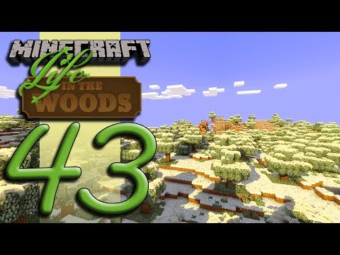 Minecraft Life In The Woods - EP43 - Story Time