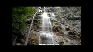 Крым: Водопад