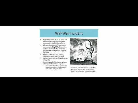 Lesson 7 - Topic 2 -  Abyssinia