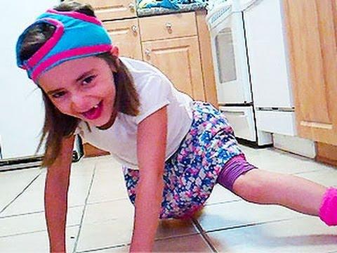 Mädchen tanzen Unterwäsche Videos — bild 13
