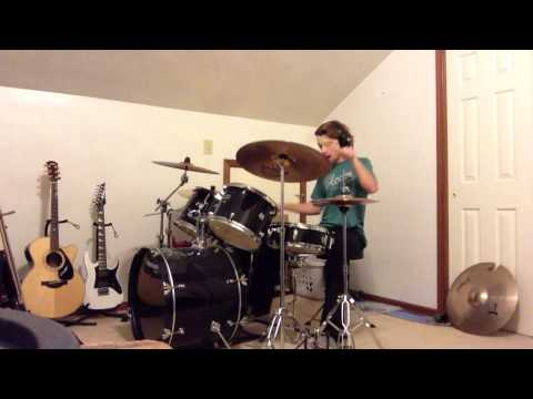 My first drum vid