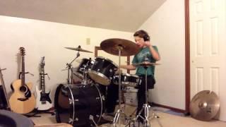 My first drum vid
