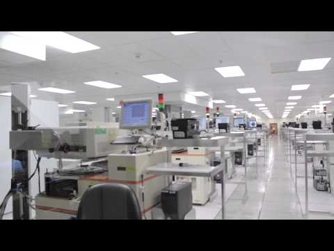 Cool Jobs! -- Manufacturing Technician