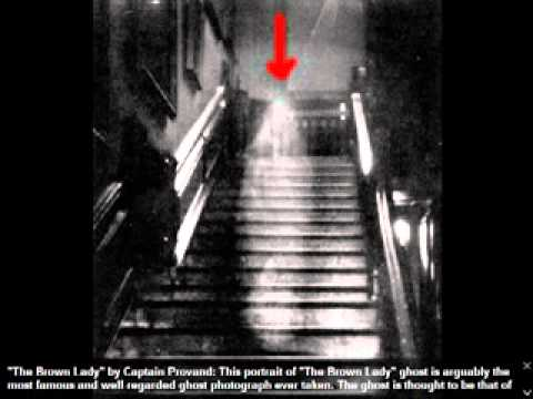 World 39 s most famous ghost photo youtube - Ghost fantome ...