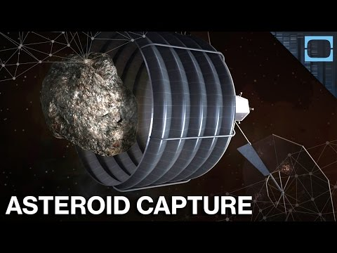 Why Do We Want To Capture An Asteroid?