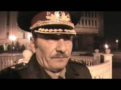 ОТКРОВЕНИЕ генерал полковника