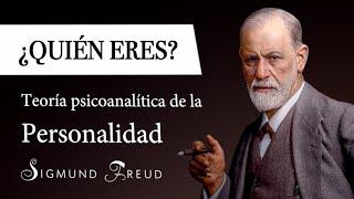 ¿QUIÉN ERES? (Sigmund Freud) - Yo, Ello y Superyó en la Teoría PSICOANALÍTICA de la PERSONALIDAD