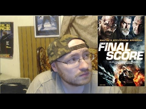 Final Score (2018) Movie Review