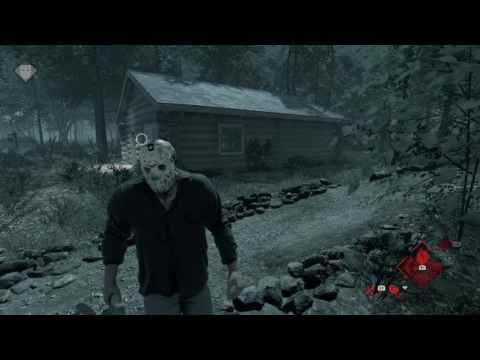 Friday the 13th: The Game | Billy Bounce Jason