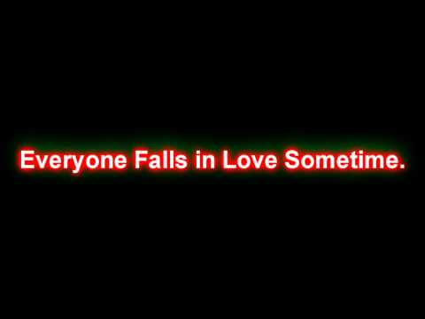Everyone Falls in Love Sometimes - Tanto Metro and Devonte
