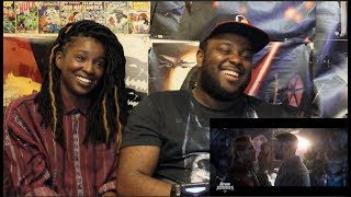 Honest Trailers - Avengers: Infinity War REACTION + THOUGHTS!!!