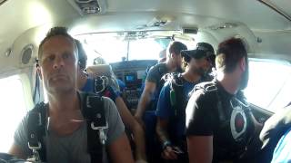 Tandem Skydive - Elizabeth Stride