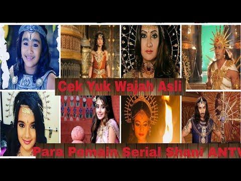 Intip Yuk Wajah Asli Para Pemain Serial Shani Yang Tanyang Di ANTV