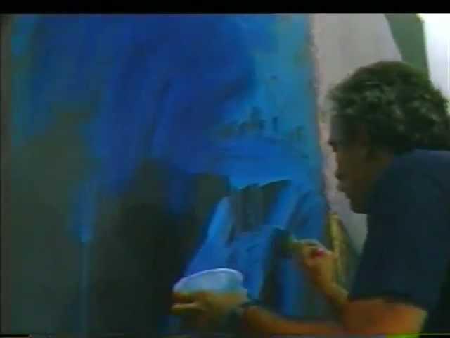 """""""Uma Pintura"""" de Carlos Vergara - Vídeo-Arte (1985)"""