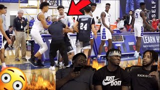 Julian Newman Gets Hands Laid on Him by IMG 😳  | HouseReacts