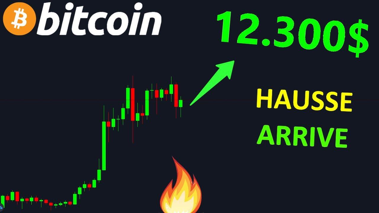BITCOIN 12.300$ POUR LE PROCHAIN PUMP  !? btc analyse technique crypto monnaie