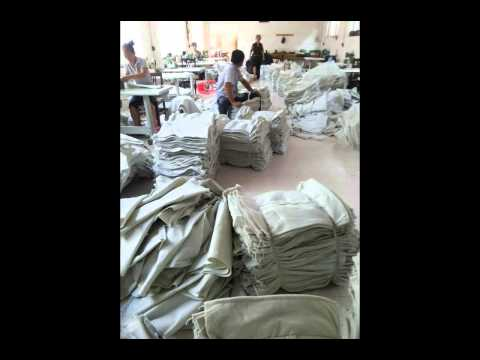 geotextile bags sand