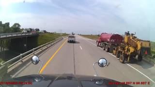 Road Rage Truck