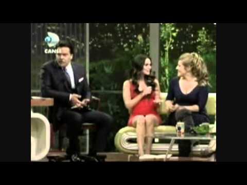 Megan Fox The Beyaz Show Turkey Interview Part 2