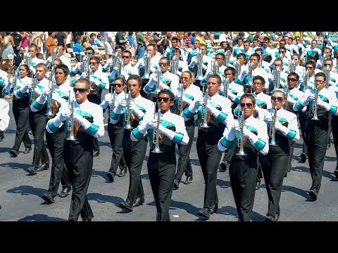 Pacific Crest selected to march in 2019 Rose Parade
