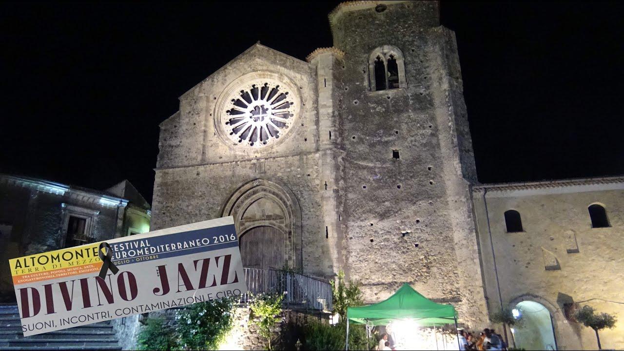Divino jazz di Altomonte - Jazz Quartet Conservatorio ...