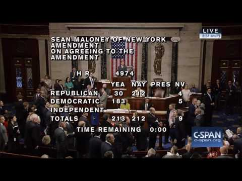 Chaos in House after GOP votes down LGBT measure