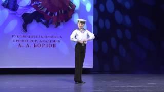 """Кононов Андрей. танец """"ЯБЛОЧКО"""", 2015г."""