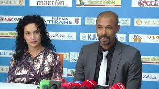 Tirana organizoi një konferencë lamtumirë për ish-trajnerin Ze Mari...