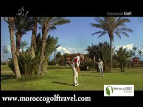Golf Holidays Morocco, Golf holidays marrakesh, packages and  breaks in Marrakech Morocco
