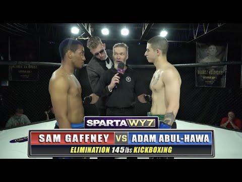 Sparta WY7: Sam Gaffney v Adam Abul-Hawa