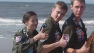 СОП АРБАТ. Конкурс видеофильмов - Целина 2013(Студенческий Отряд Проводников