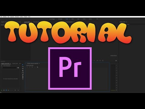Tutorial come edito Adobe Premiere Pro CC -ita +download thumbnail