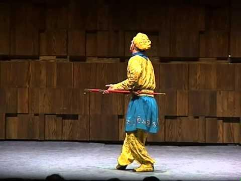 English Monkey King (performs The Original Beijing Opera)