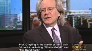 Book TV in London: A. C. Grayling