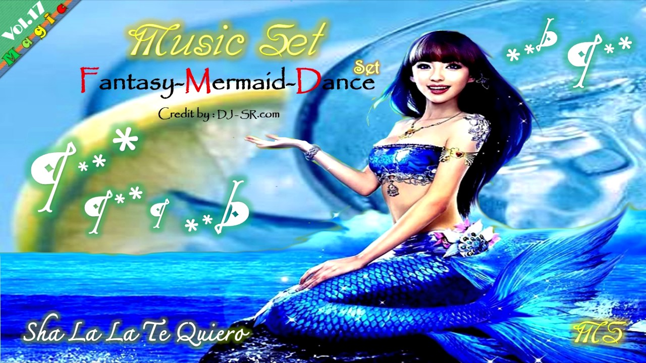 [DJ RN SR] Music Dance : Sha La La Te Quiero [HD] Vol 17