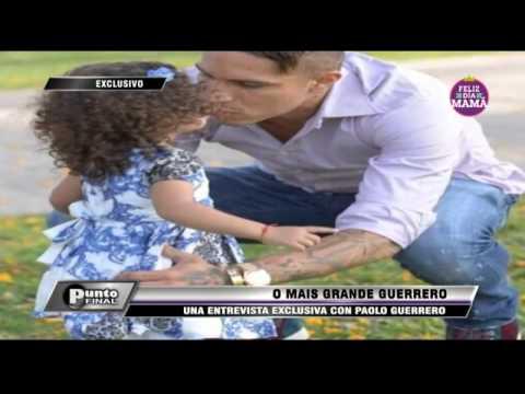 Paolo Guerrero y la mujer que está detrás de su éxito deportivo