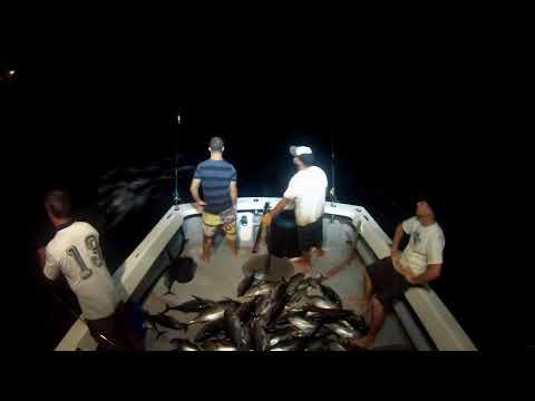 Tuna fishing Curacao Shalako 2015