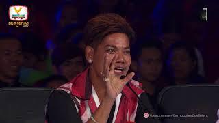 Cambodia's Got Talent Season 2 | Judge Audition | Week 3 - ក្រុម CSW - កាយសម្ព័ន្ធ