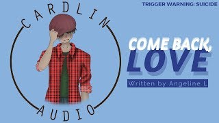 ASMR Voice: Come back, love [M4A] [Trigger warning: Suicide] [Sad/Dramatic]