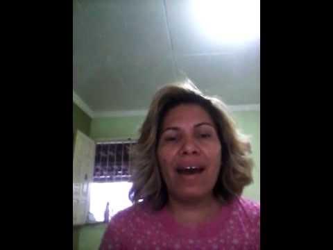 Cantora Rosália Duarte
