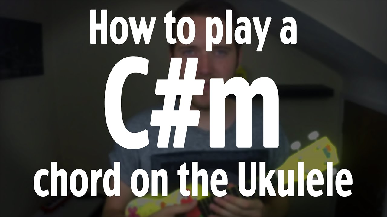 How to play a cm chord on the ukulele by iamjohnbarker youtube how to play a cm chord on the ukulele by iamjohnbarker hexwebz Gallery