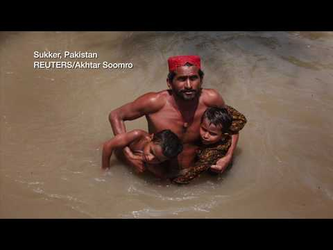 Climate Change In Pakistan