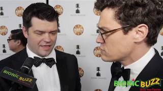 Christopher Miller & Phil Lord Interview at the 2019 Annie Awards