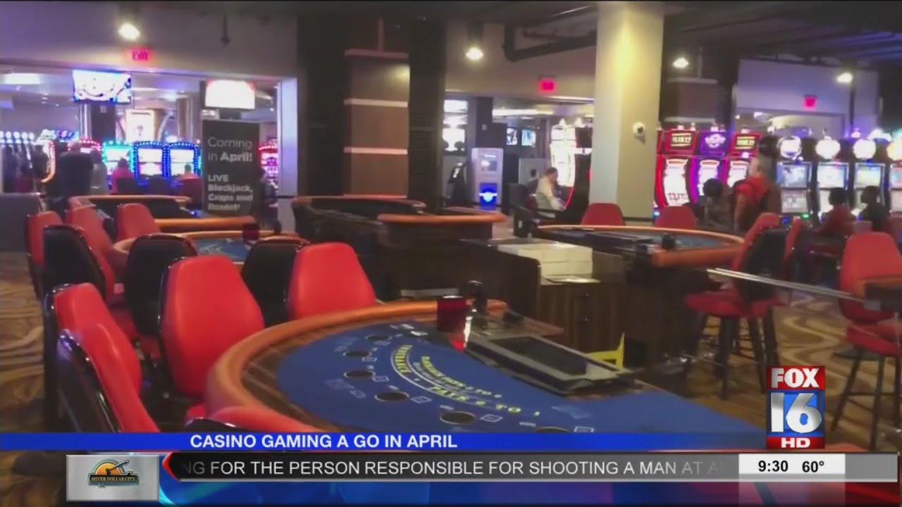 arkansas casino gaming