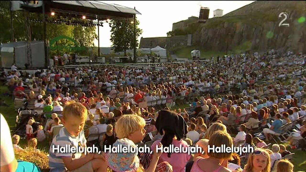 Hallelujah Live - Lind, Nilsen, Fuentes, Holm