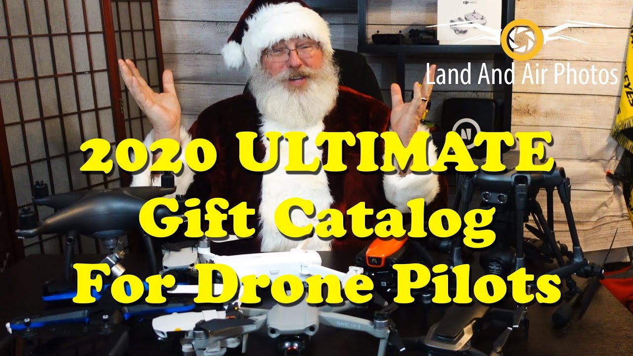 2020 ULTIMATE Drone Accessories / Gift Ideas Christmas Catalog