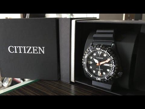 Automatikuhr unter 200€ | Citizen  DayDate | Review | NH8385-11EE | Olfert&Co
