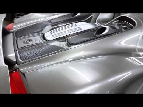 Refined Detail -v- Liquid Metal Silver Porsche 918 Spider