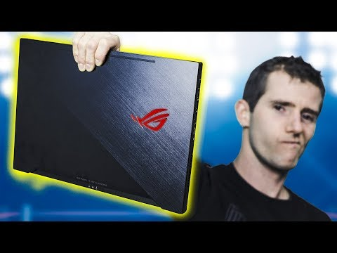 Laptop FASTER than your Gaming PC?